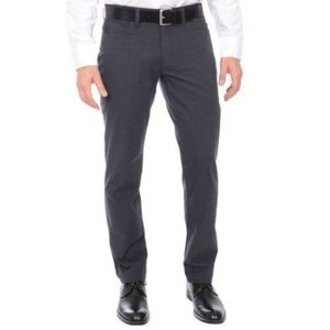 ENGLISH LAUNDRY Grey Classic Walker Trouser